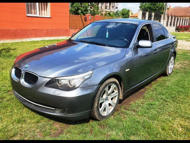 BMW 520 D - Facelift