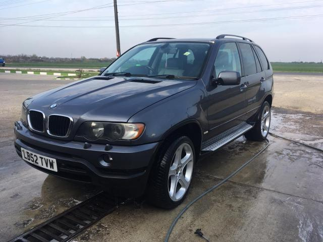 BMW X5 - full options