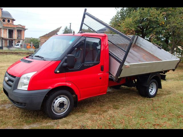 FORD Transit Basculabil 3 parti