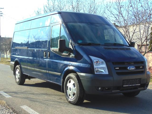 FORD Transit MAXI - Trend Line