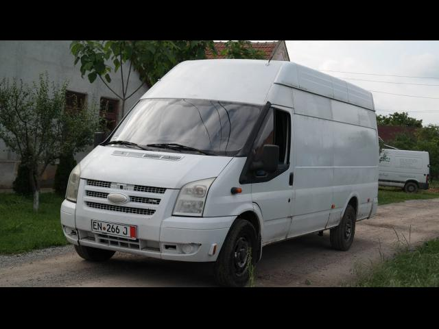 FORD Transit Maxi Lung si Inalt