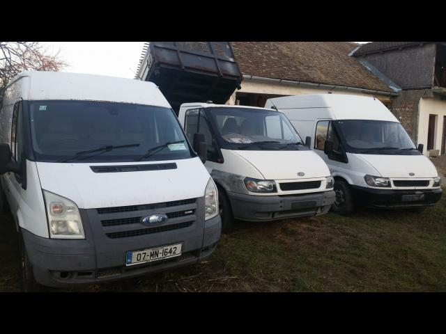 FORD Transit PIESE 2.0 2.2 2.4 25