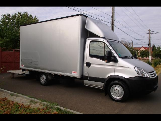 IVECO Daily - cu LIFT