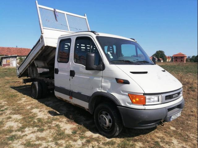 IVECO Daily 35C11 - Basculabil