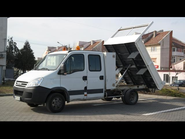 IVECO Daily 35c12 Basculant