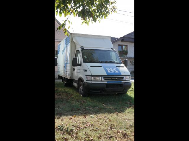 IVECO Daily 35c12 cu lift