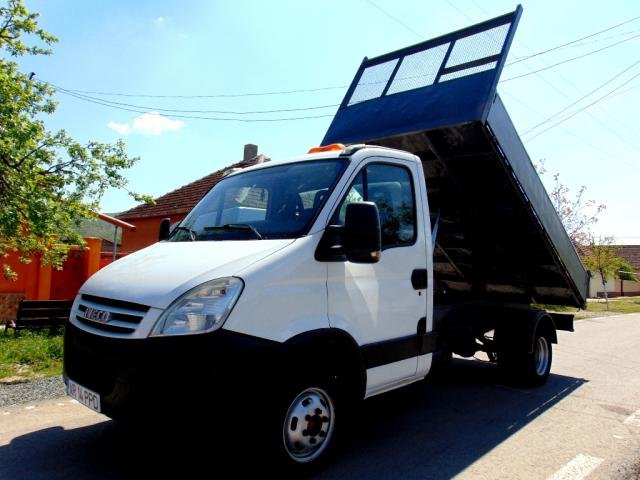IVECO Daily 35C15 HPi Basculabil