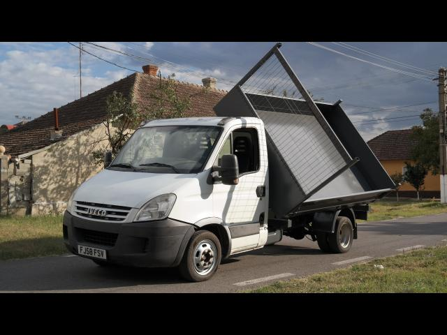 IVECO Daily 35c15 Basculant pe 3