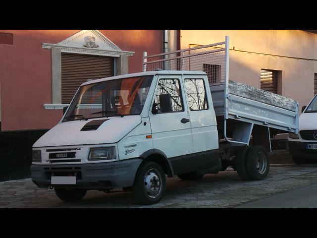 IVECO Daily 35c8