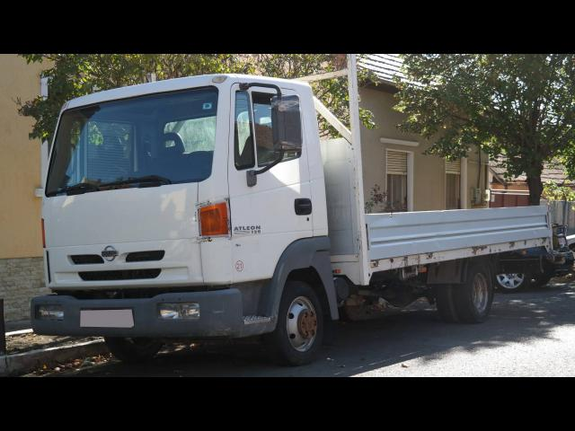 IVECO Daily Nissan Atleon