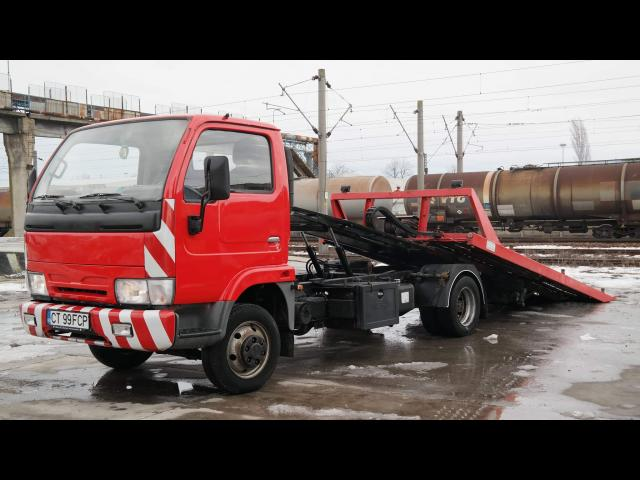 IVECO Daily Nissan Cabstar
