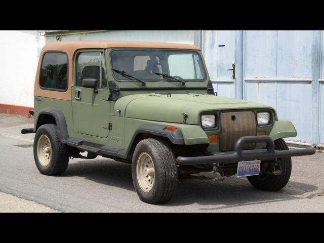 JEEP Wrangler 4x4 LIMITED EDITION