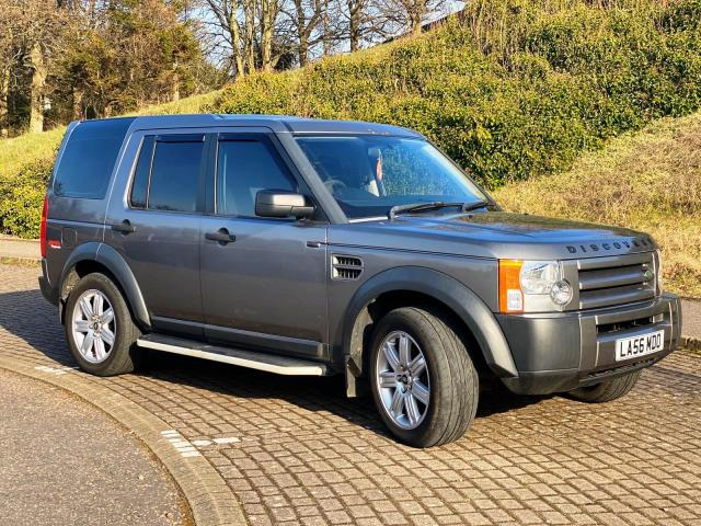 LAND ROVER Discovery - 4x4