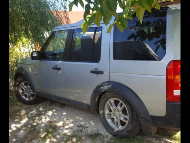 LAND ROVER Discovery 3 - motor DEFECT