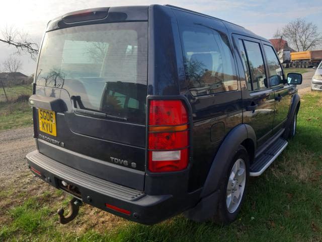 LAND ROVER Discovery 3 - TDV6