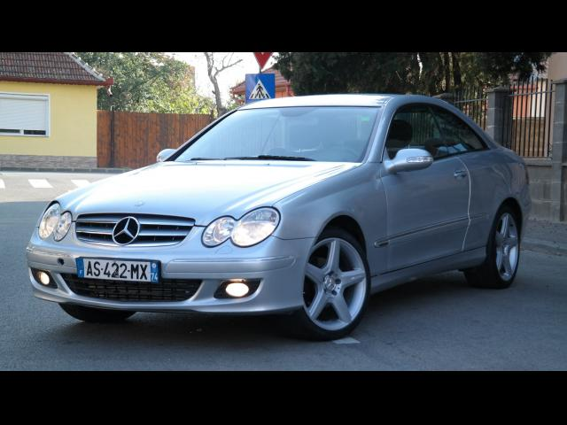 MERCEDES-BENZ CLK 200 220