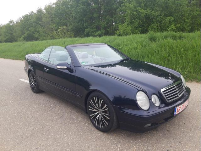 MERCEDES-BENZ CLK 200 230