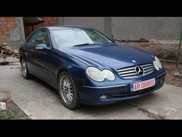 MERCEDES-BENZ CLK 200 270