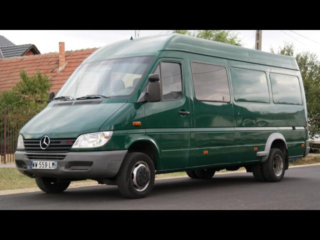 MERCEDES-BENZ Sprinter 413