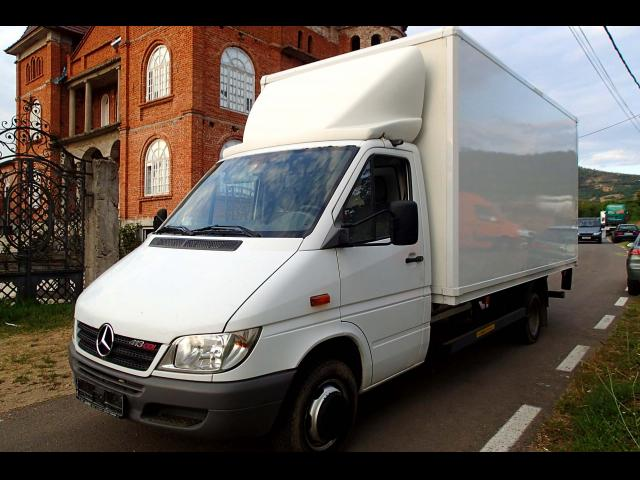 MERCEDES-BENZ Sprinter 413 CDi - cu LIFT