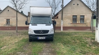 MERCEDES-BENZ Sprinter Mercedes sprinter511