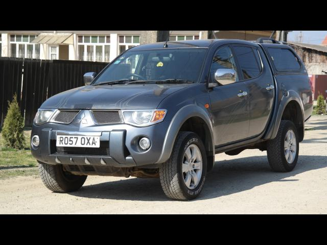 MITSUBISHI L200 4x4 Animal