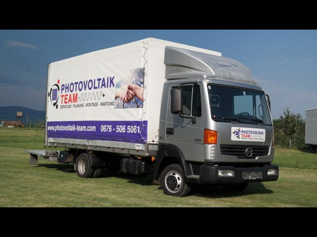 NISSAN Atleon 35C15  Iveco Daily
