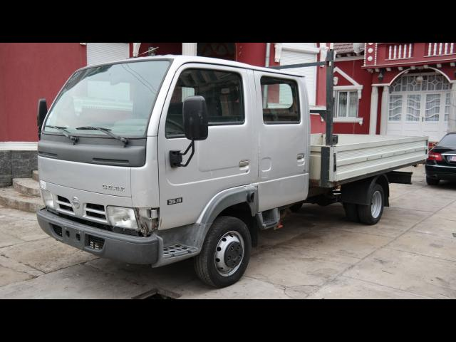 NISSAN Cabstar Iveco Daily 35c13