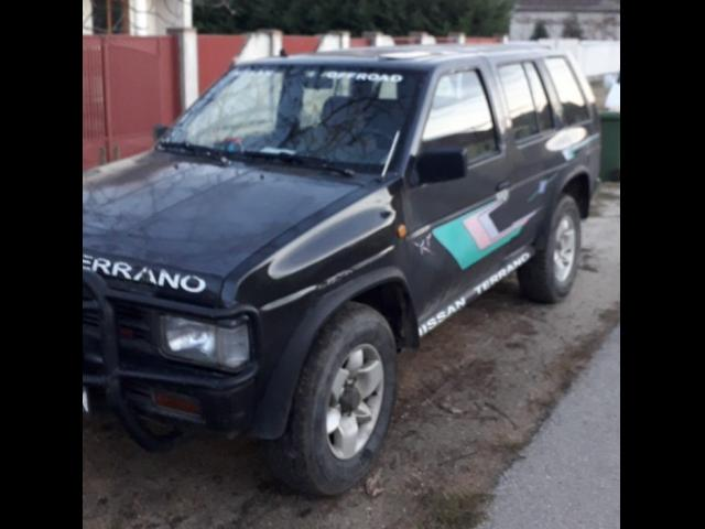 NISSAN Terrano - 2.7 TD - offroad