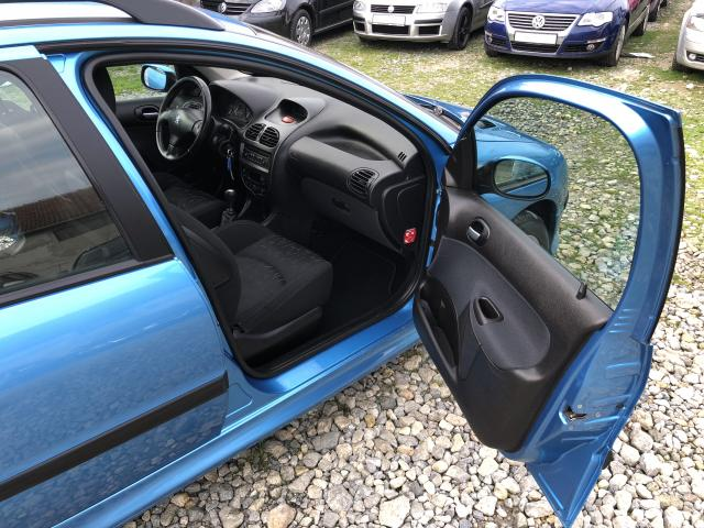 PEUGEOT 206 1.6i Plata In Rate