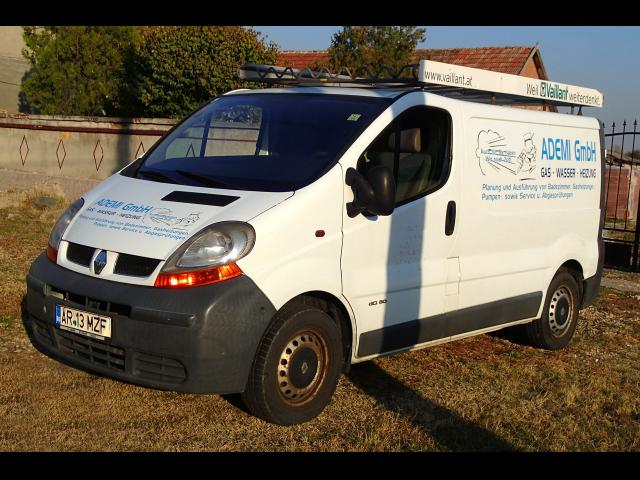 RENAULT Trafic - 1.9 DCi