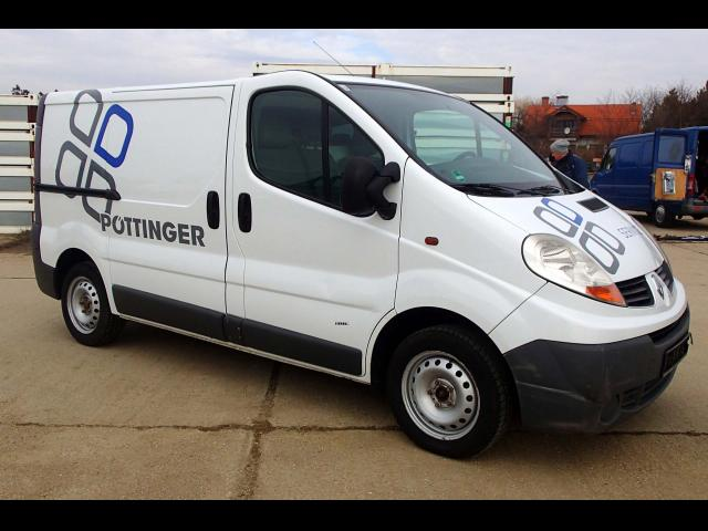 RENAULT Trafic - 2.0 DCi