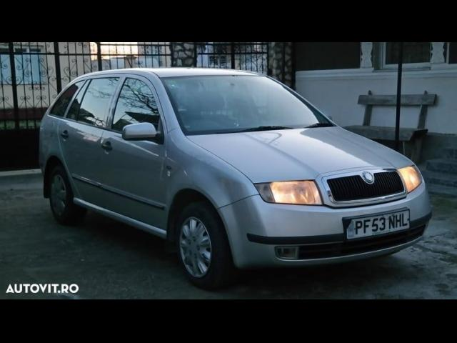 SKODA Fabia Break 1.9 TDI
