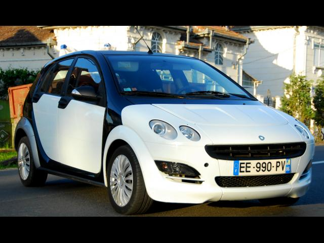 SMART Forfour 1.5 CDI 2006