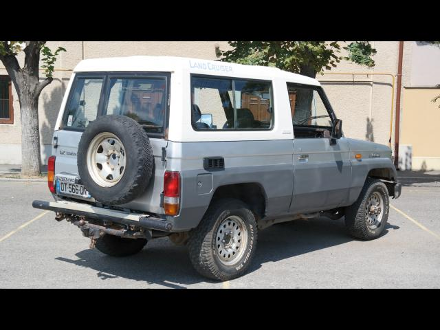 TOYOTA Land Cruiser 4x4 LJ 73