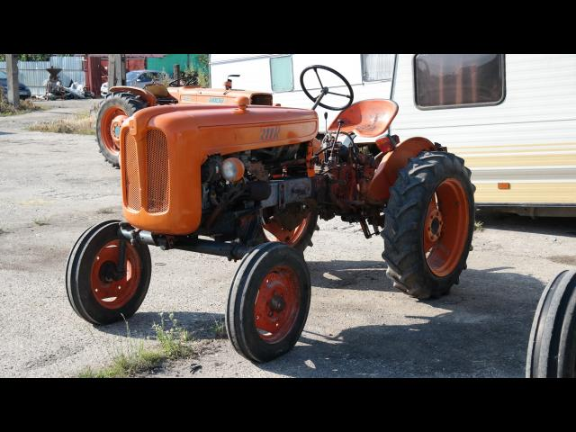 TRACTOR Fiat 211