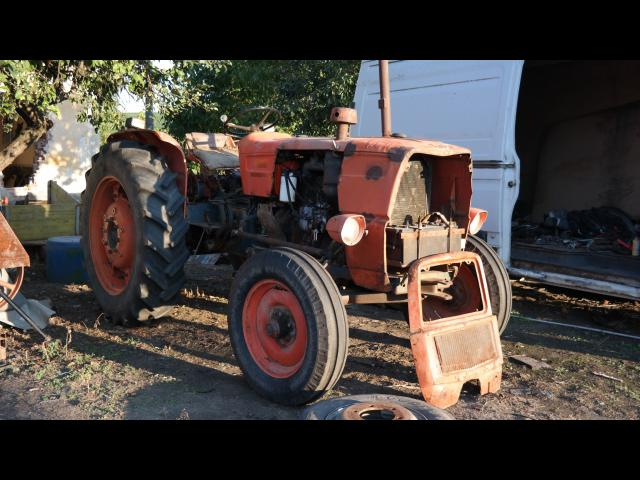 TRACTOR Fiat  65 Cp