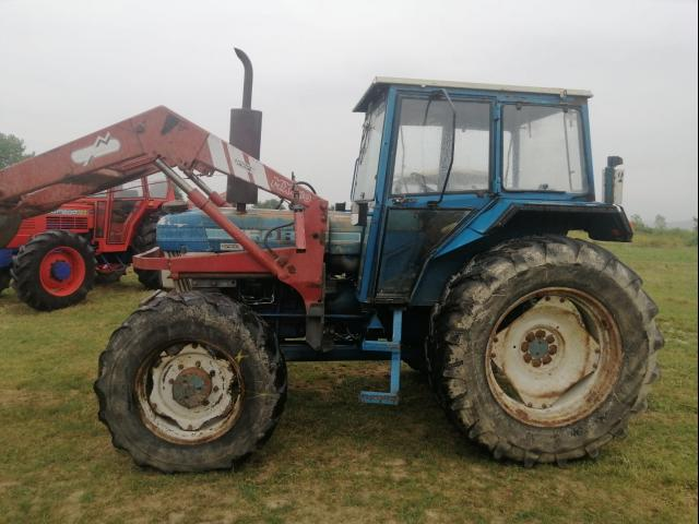 TRACTOR Ford 4x4