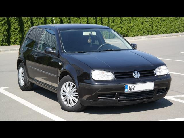VOLKSWAGEN Golf 4 Edition
