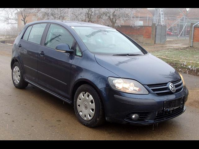 VOLKSWAGEN Golf Plus 5 - 1.9 TDi