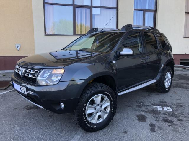 DACIA Duster model prestige