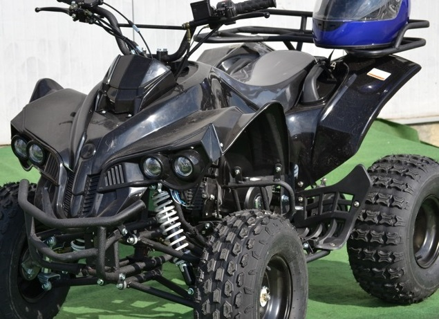 ATV Warrior Nitro