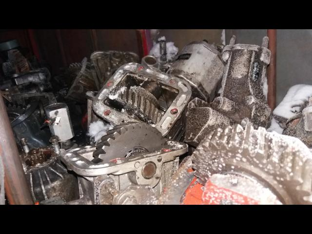 IVECO TurboDaily Kit basculare