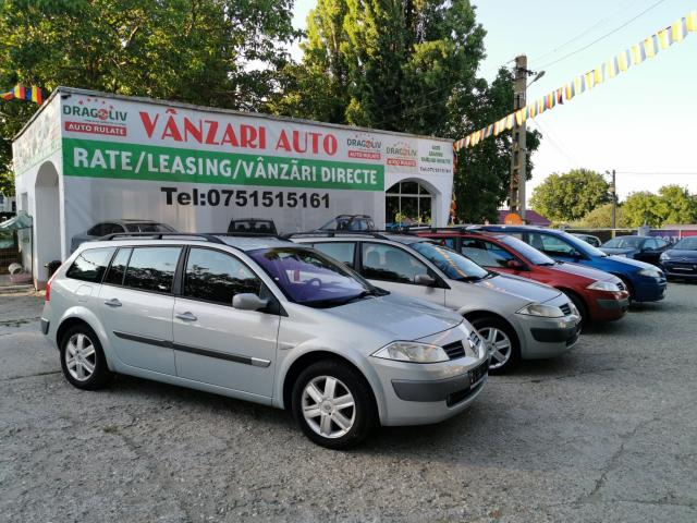 RENAULT Megane diesel break 2005