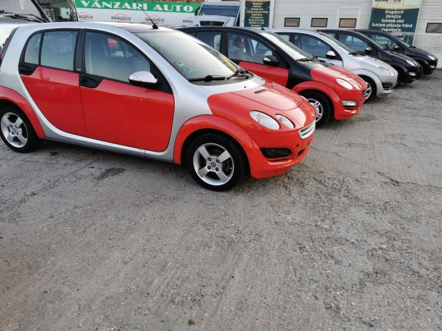 SMART Forfour berlina diesel clima