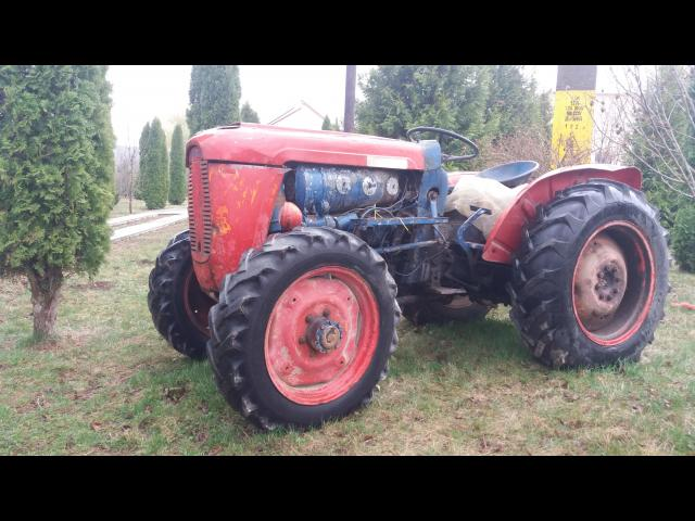 TRACTOR Same 360 c 4x4