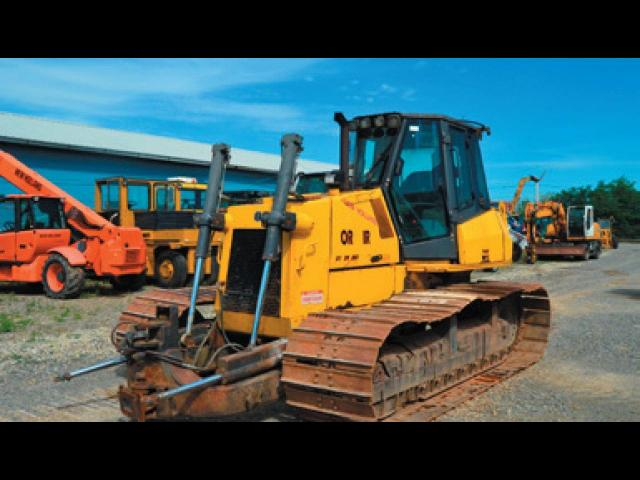 BULDOZER NEW HOLLANDD150