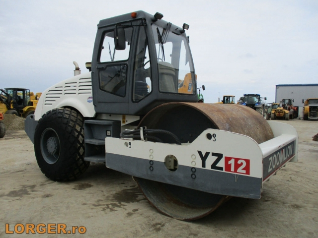 CILINDRU COMPACTOR Zoomlion YZ12