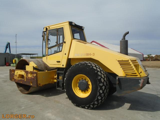 COMPACTOR Bomag BW219 DH-3