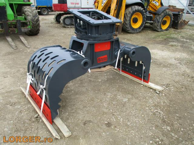 EXCAVATOR Graifer nou Heuss GS